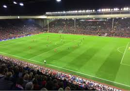 seat view Liverpool Anfieldcode Liverpool
