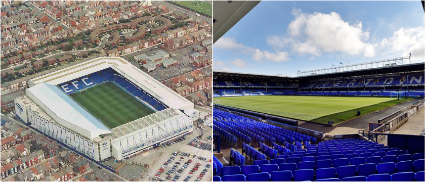 Goodison Park and Everton FC